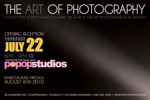 Fine Art Photography exhibition in Nassau, the Bahamas