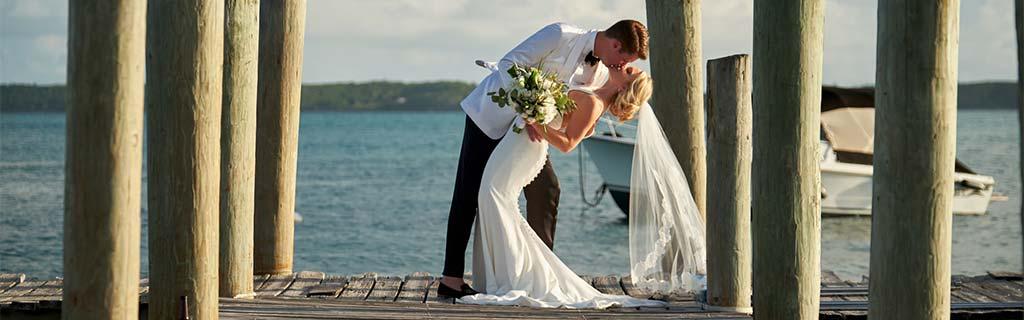Luxury Wedding - Harbour Island Bahamas