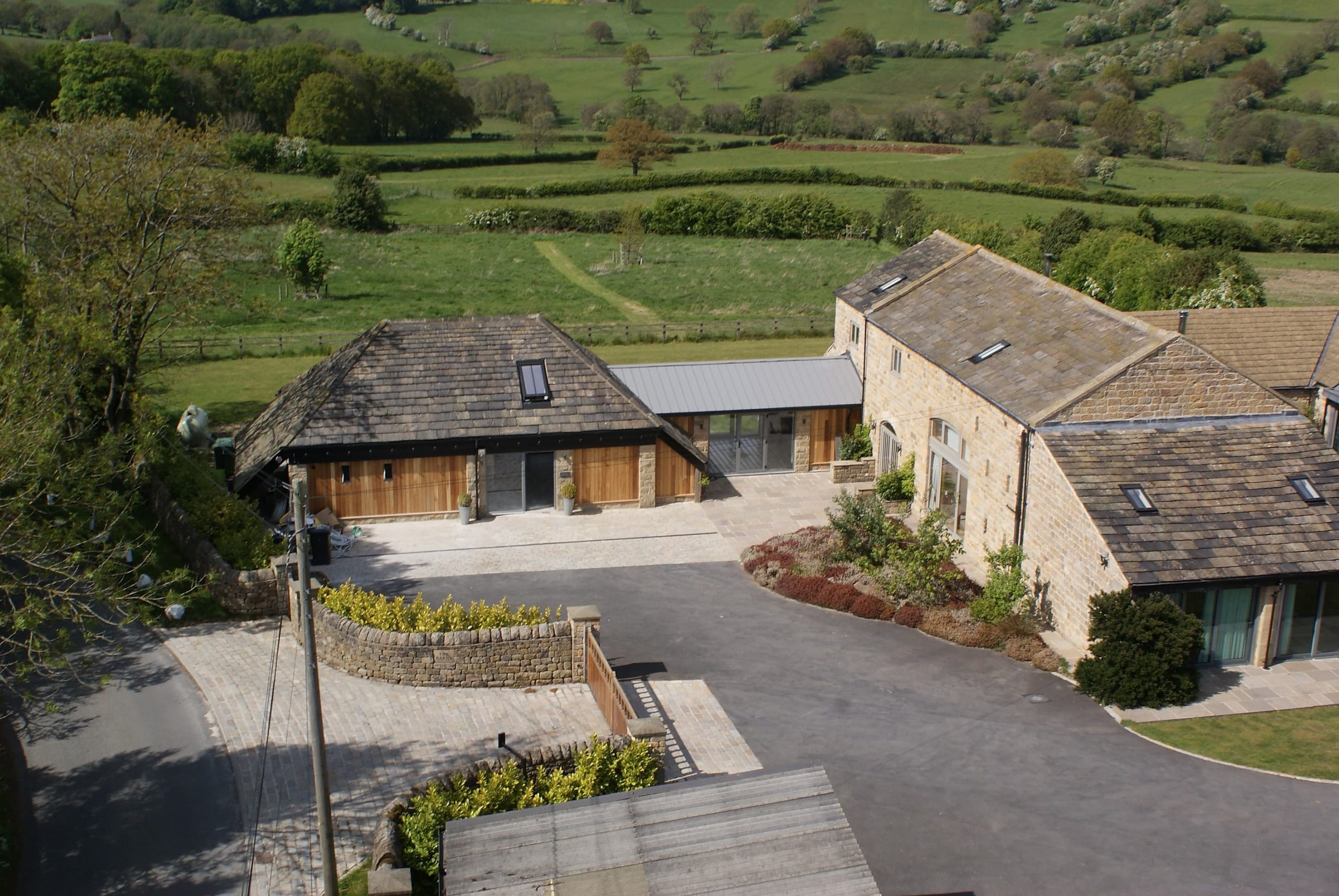 The Amazing Yorkshire Barn