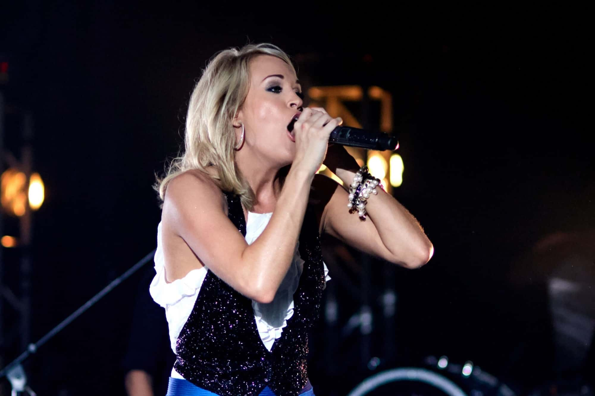 Carrie Underwood In Concert - Music Photographer