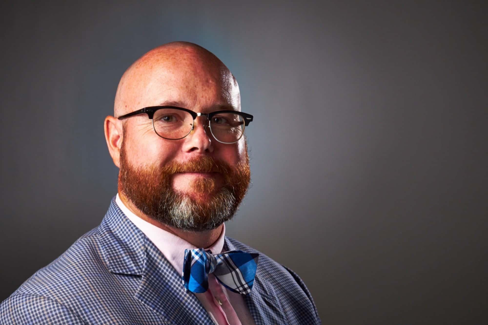 unique head shot portraits for business